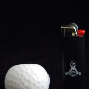 Golf Ball Pipe