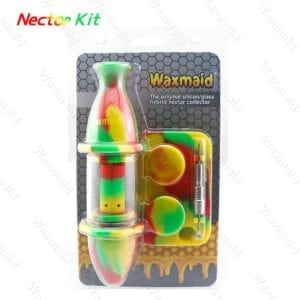 Silicone Nectar Collector Kit